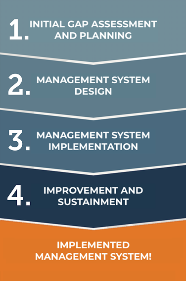 Management System Implementation Process